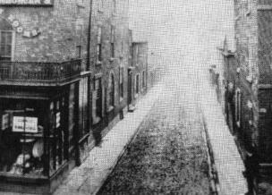Union St. Sunderland. Seigfrid lived there in 1861. The buildings are all shops now.