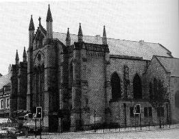 St. Mary's RC Church, Sunderland - all the Klingeles were baptised here.